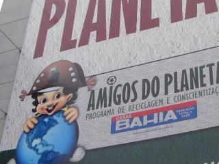 Casas Bahia – Amigos do Planeta