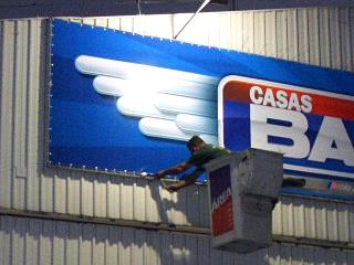 Casas Bahia – Hangar