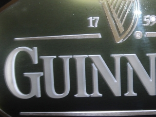 Guinness – Sign Beer